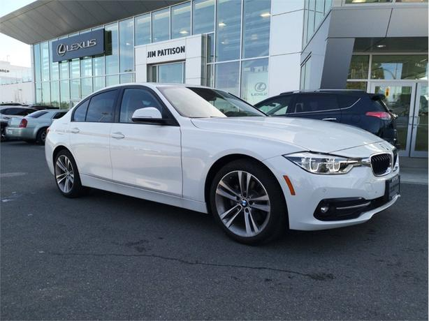 2016 BMW 320i i xDrive Premium/Sport Package AWD No Accidents