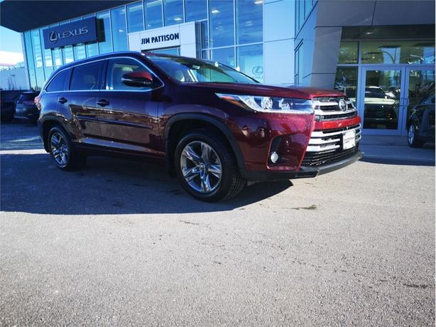 2017 Toyota Highlander Limited AWD No Accidents Local Victoria