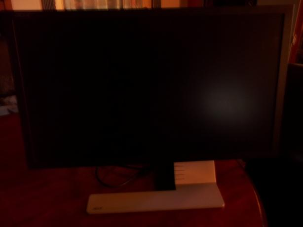 """Acer 24"""" Ultra Thin Monitor"""