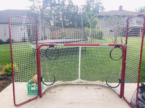 Used Costco Hockey Net