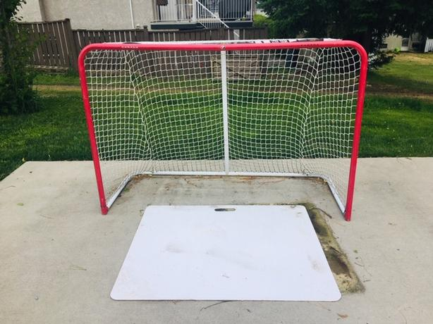 Used Hockey Net
