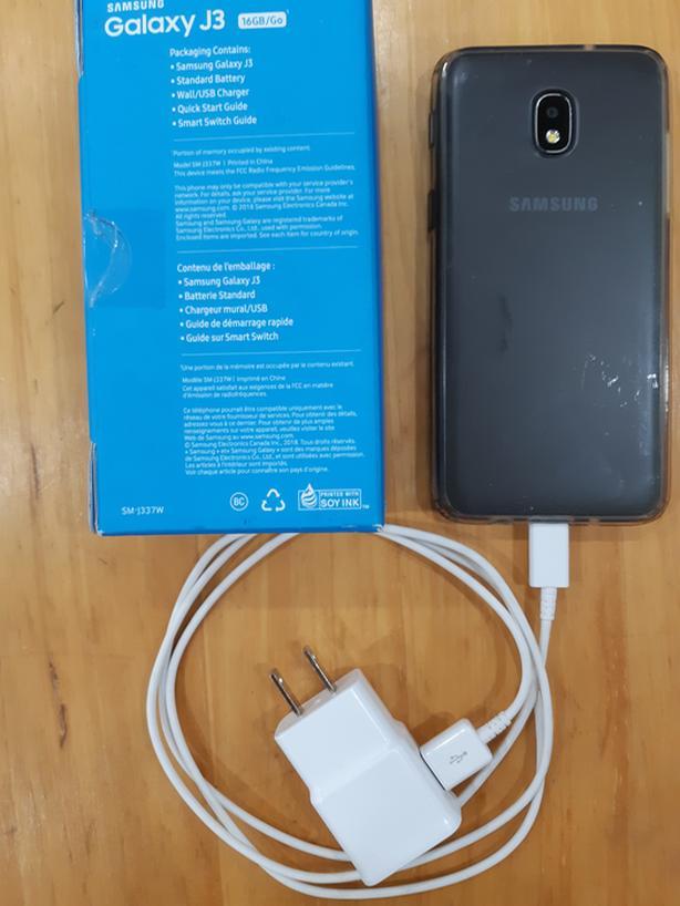 Samsung Galaxy J3 plus Charger