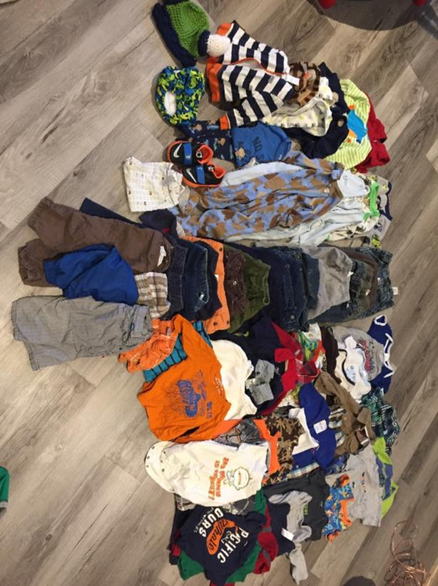 9-12 month Boy clothing lot