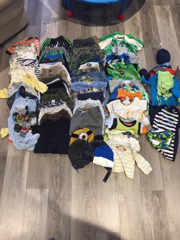 6-9 Month Boy Clothing lot