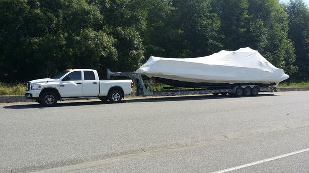 Boat Hauling, Sailboat Transport, Boat & Trailer Transport