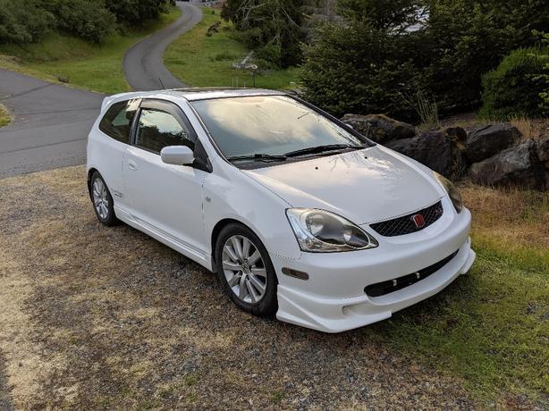 "2004 Honda Civic Si ""EP3"""