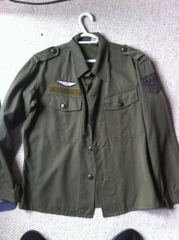austrian air force shirt
