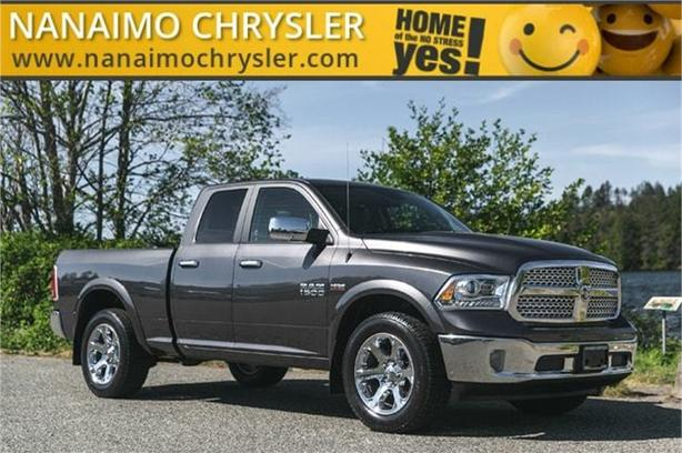 2016 Ram 1500 Laramie One Owner No Accidents
