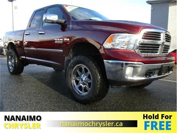 2016 Ram 1500 Big Horn One Owner No Accidents