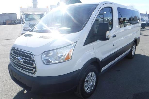 2015 Ford Transit 150 8 Passenger Van Low Roof XLT 130-in