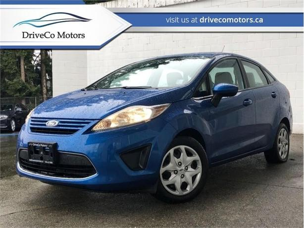 2011 Ford Fiesta 4DR SDN S  -  Power Doors -  Power Seats