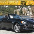 2017 FIAT 124 Spider Classica One Owner Rear View Backup Camera