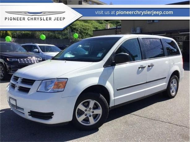 2010 Dodge Grand Caravan SE  -  Power Windows