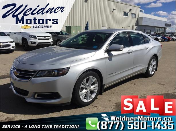 2015 Chevrolet Impala 2LT *Leather, V6, Back up Camera, Remote Start*