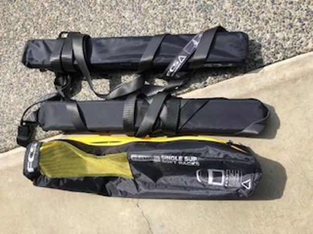 Paddle Board soft racks