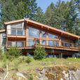 Gorgeous Ocean View Home! Listed by RE/MAX of Duncan-Mill Bay