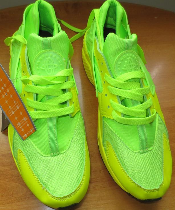 the best attitude 7e566 67652 Brand New Womens Nike Air - Green Yellow - US Size 9 (EU 43 ...