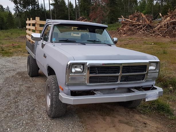 93 Dodge Cummins >> Log In Needed 6 000 93 Dodge Cummins Truck 4x4 5 Speed