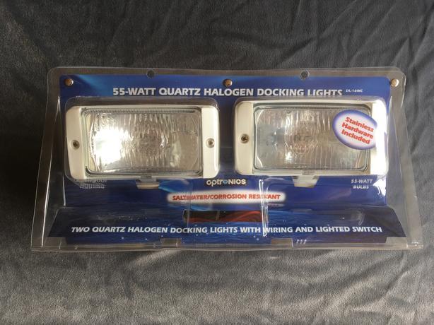 55W Quartz Docking Lights