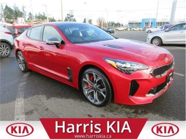 2018 Kia Stinger GT Limited AWD V6 Twin Turbo