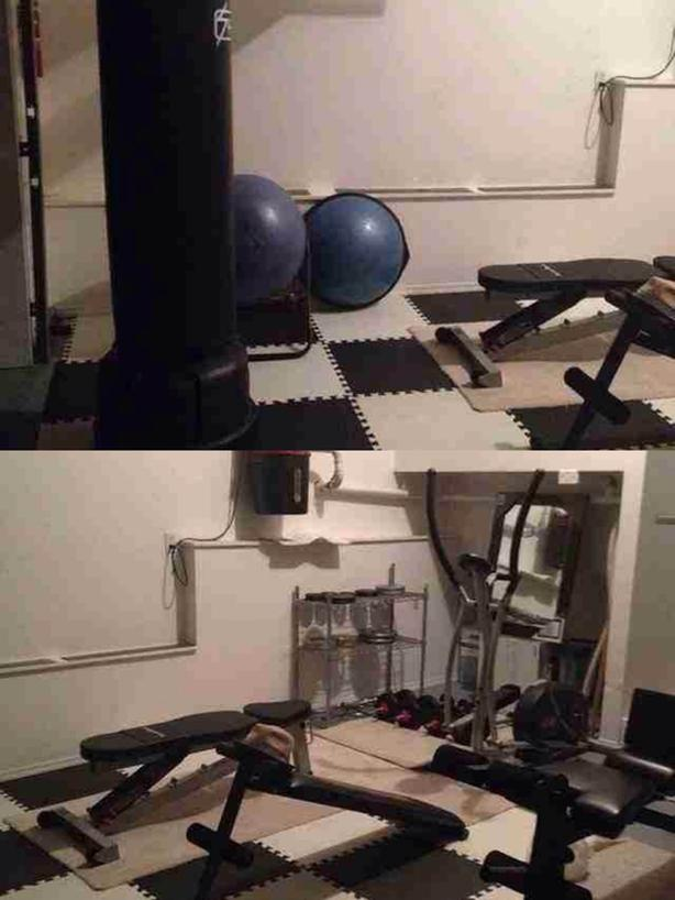 Home gym set west shore langford colwood metchosin highlands