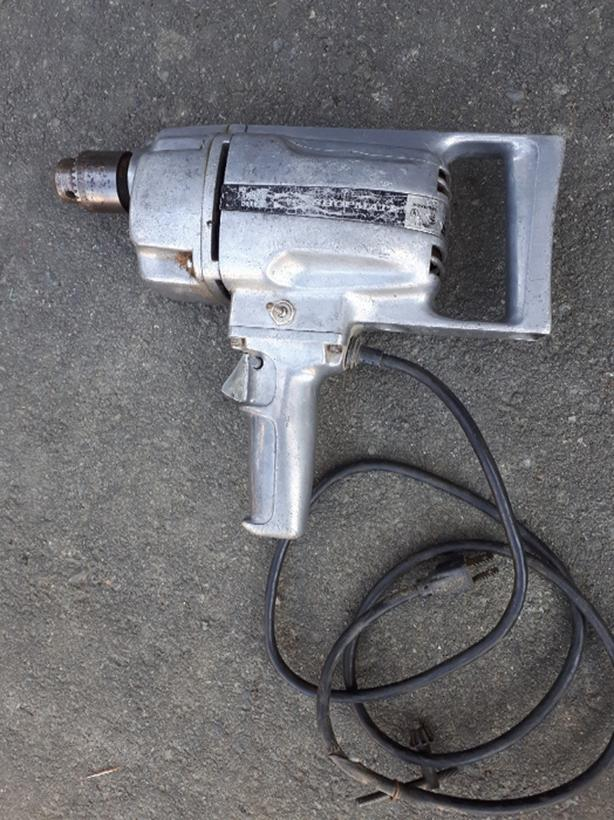 "vintage 1/2"" Shopmate power drill"