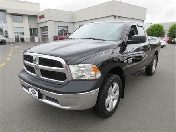 2015 Ram 1500 ST Quad Cab 4x4 Low Kilometers