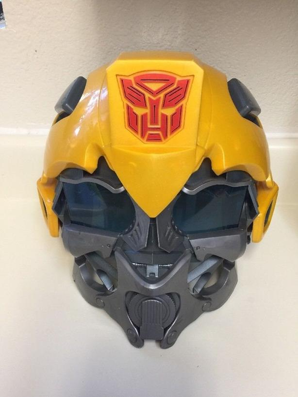 Like New Electronic Transformers Mask by Hasbro - $80