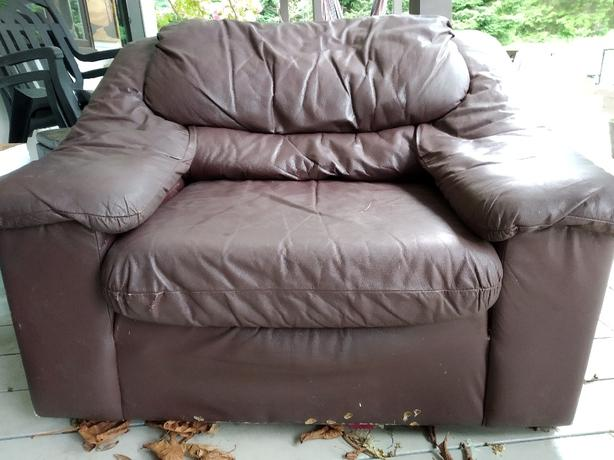 FREE: Couch and Chair