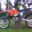 dirt bike for sale as is