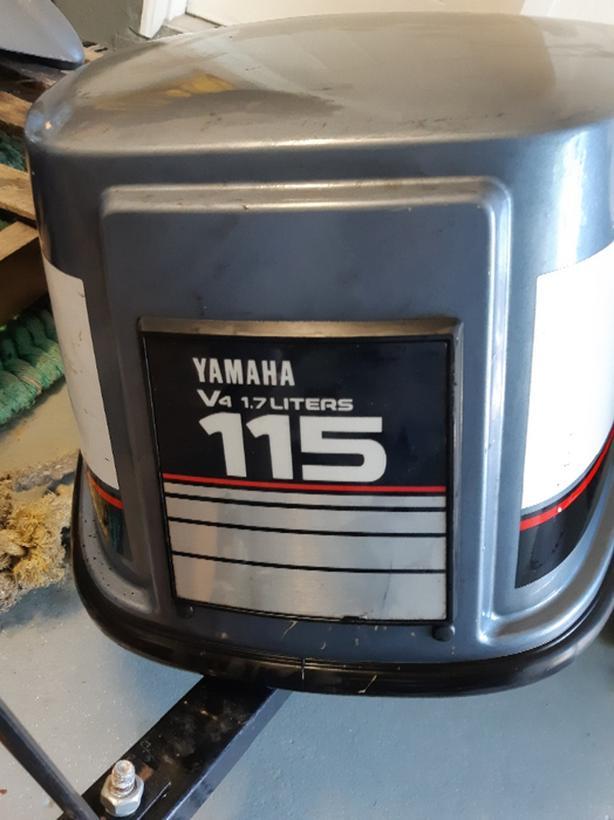 FOR TRADE: Yamaha 115 V4 Victoria City, Victoria