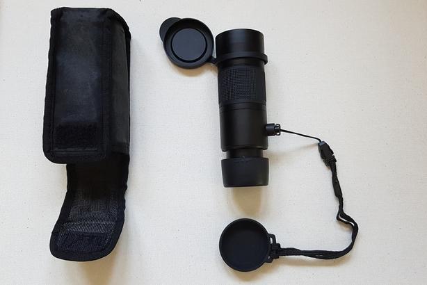 8x42 Monocular - Waterproof - Zen-Ray - Case included