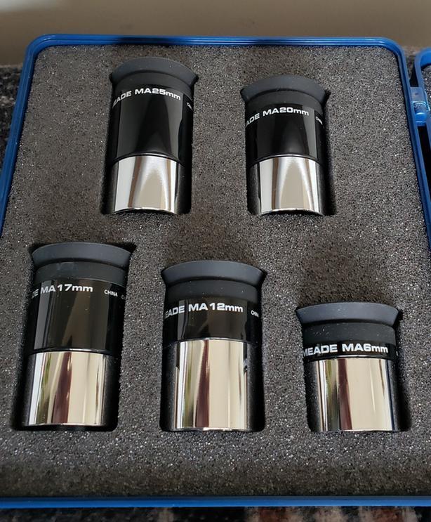 Meade 90mm refractor bundle