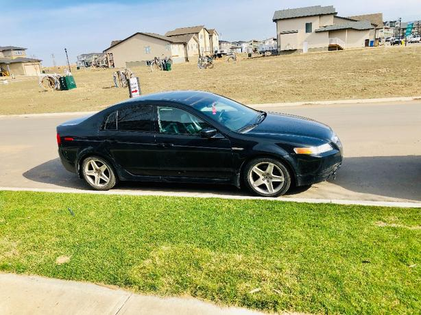 Acura TL 2006 - loaded car - no accidents