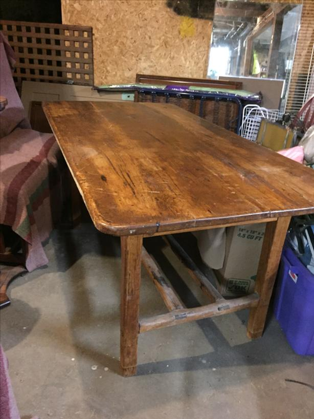 Old harvest table
