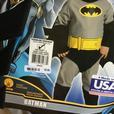 Batman Costume - NEW