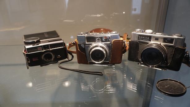 Some Cameras