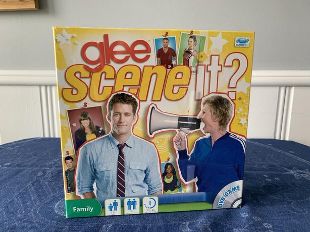 Glee scene it, NIB