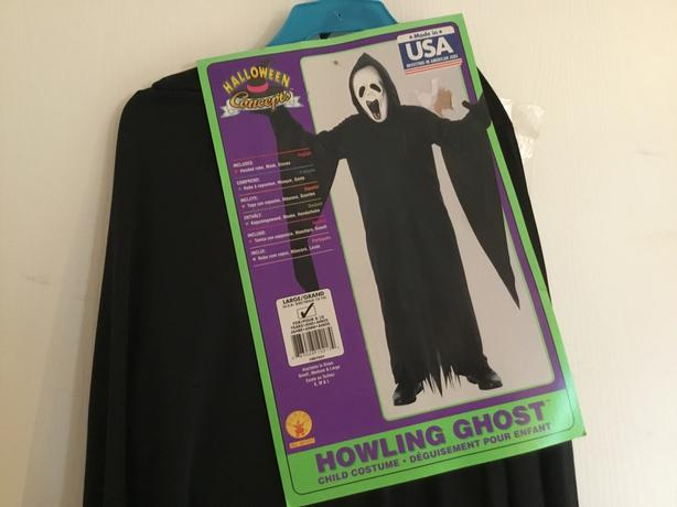 Howling Ghost - NEW - Age 8-10 years