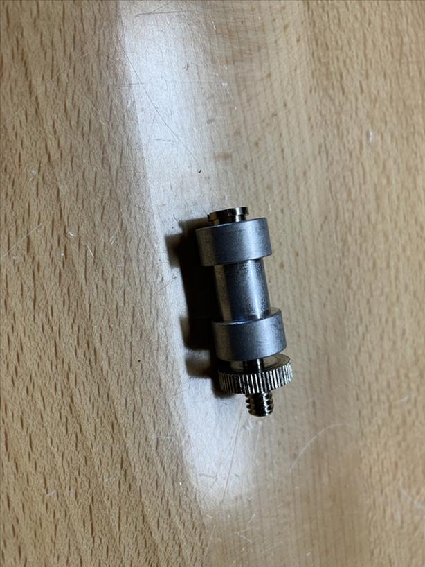 "1/4"" to 3/8"" Thread Adapter (3 pcs)"