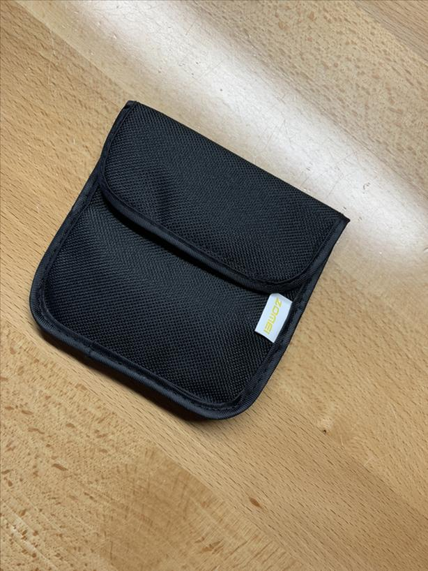 soft filter pouch