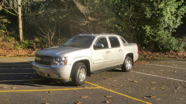 2007 Chevy Avalanche LT