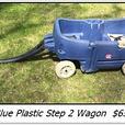 Step 2 Plastic Blue Wagon