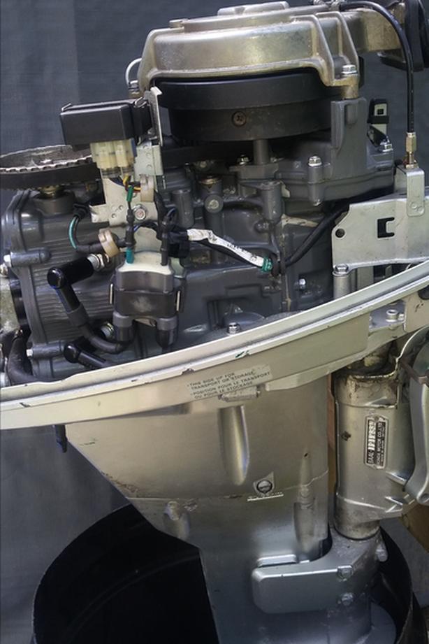 15 HP HONDA 4 STROKE