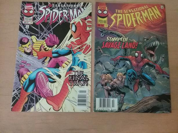 "Spider Man Collectible Comics ""Ending Soon Online Auction"""