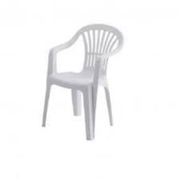 WANTED: White Plastic Lawn Chairs
