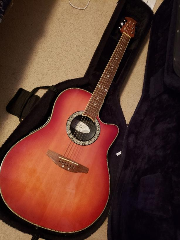 Ovation Celebrity Electric Acoustic Guitar
