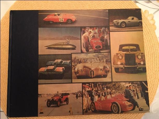 Vintage Book - Automobile Quarterly Vol. 1 No. 1 1962