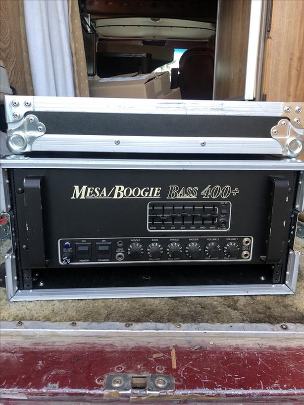 mesa/boogie bass 400+