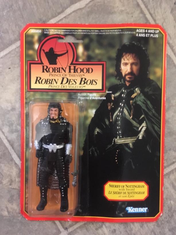 Robin Hood Sheriff Action Figure